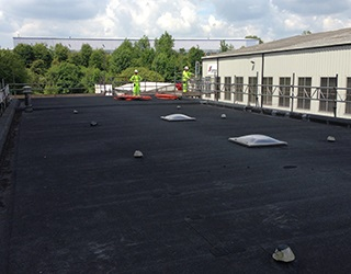 Rubber Roofing Derby Flat Roofing Repairs Derby Felt